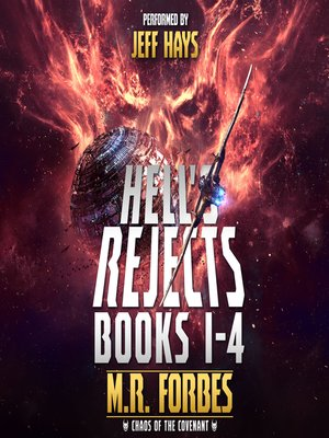 cover image of Hell's Rejects, Books 1-4